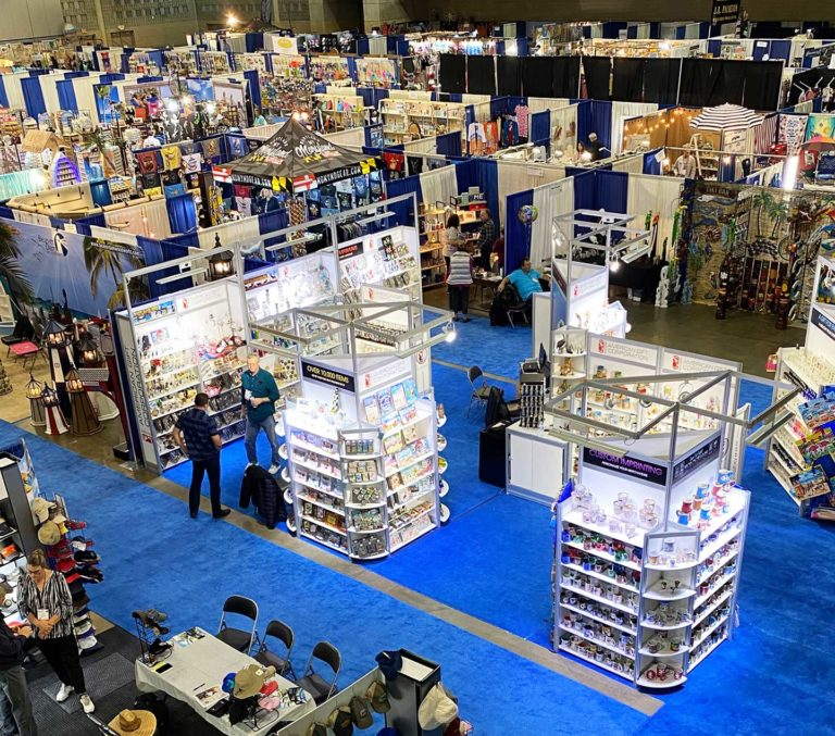 PROTECTING TRADE SHOW EXHIBITORS RETURNING TO LIVE EVENTS